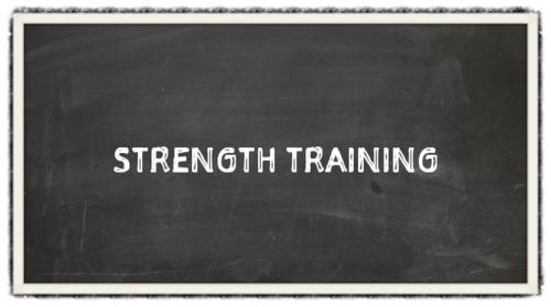Strength Training_Wisdom Wednesday