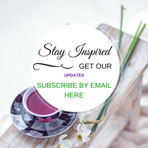 Email Subscription_His Majesty's Favorite